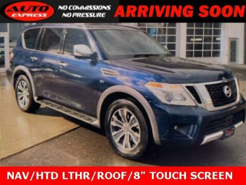 2018 Nissan Armada for sale at Auto Express in Lafayette IN