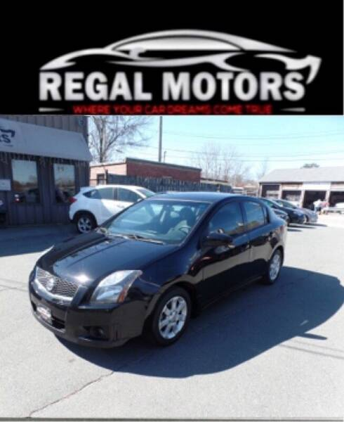 2012 Nissan Sentra for sale in Holbrook, MA
