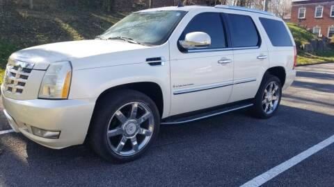 2008 Cadillac Escalade for sale at Thompson Auto Sales Inc in Knoxville TN
