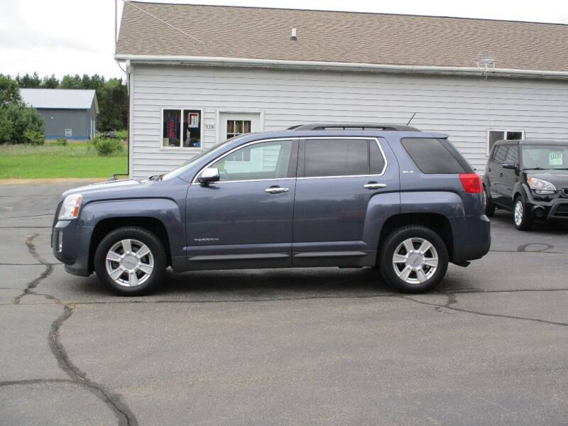 2013 GMC Terrain for sale at Plainfield Auto Sales, LLC in Plainfield WI