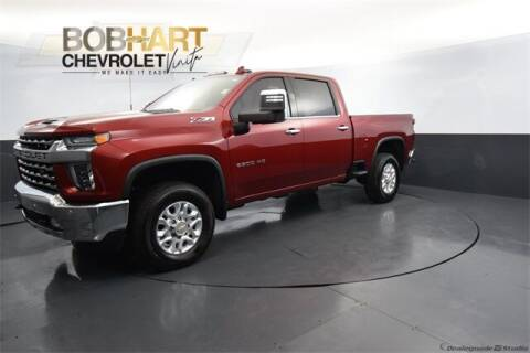 2021 Chevrolet Silverado 2500HD for sale at BOB HART CHEVROLET in Vinita OK