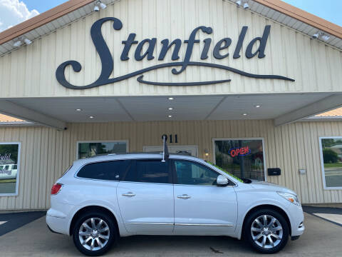 2016 Buick Enclave for sale at Stanfield Auto Sales in Greenfield IN