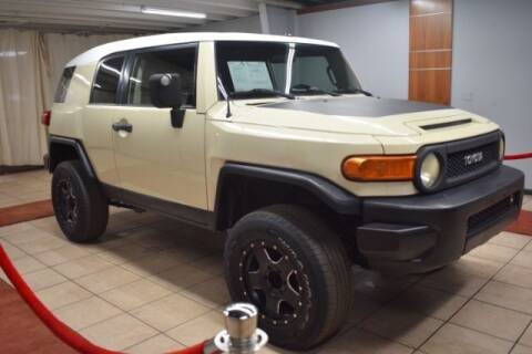 2008 Toyota FJ Cruiser for sale at Adams Auto Group Inc. in Charlotte NC