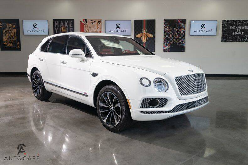 2018 Bentley Bentayga for sale in Miami Beach, FL