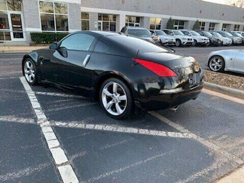 2008 Nissan 350Z for sale at Weaver Motorsports Inc in Cary NC