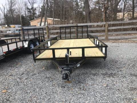 2019 Trailer Express 18' Utility for sale at Ben's Lawn Service and Trailer Sales in Benton IL