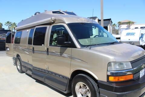 2008 Roadtrek Versatile-190 for sale at Rancho Santa Margarita RV in Rancho Santa Margarita CA
