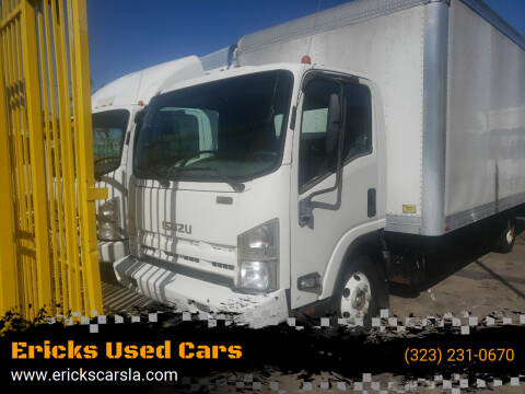 2015 Isuzu NPR for sale at Ericks Used Cars in Los Angeles CA