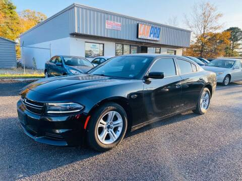 2016 Dodge Charger for sale at Carpro Auto Sales in Chesapeake VA
