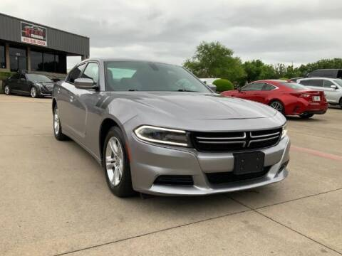 2015 Dodge Charger for sale at KIAN MOTORS INC in Plano TX