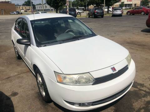 2003 Saturn Ion for sale at Right Place Auto Sales in Indianapolis IN
