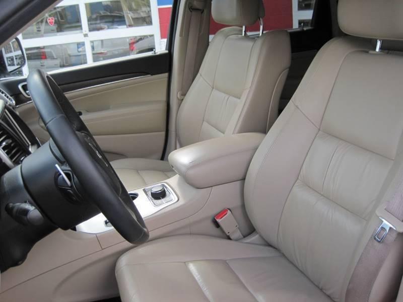 2014 Jeep Grand Cherokee 4x4 Limited 4dr SUV - Bountiful UT