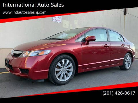 2009 Honda Civic for sale at International Auto Sales in Hasbrouck Heights NJ