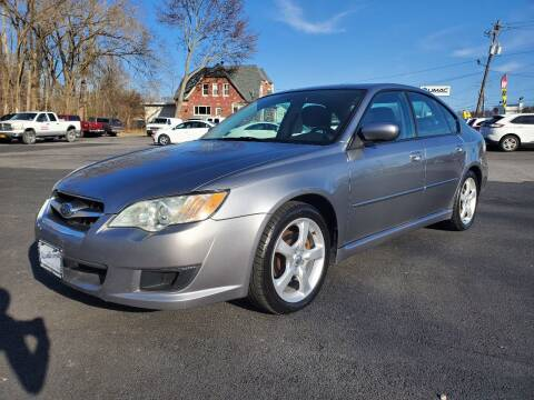 2009 Subaru Legacy for sale at AFFORDABLE IMPORTS in New Hampton NY