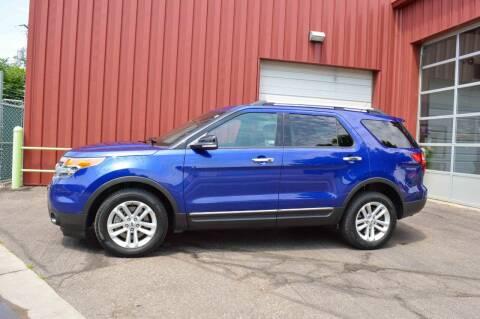 2015 Ford Explorer for sale at Avalon Motorsports in Denver CO