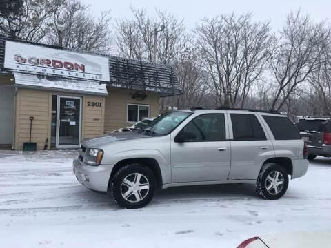 2007 Chevrolet TrailBlazer for sale at Gordon Auto Sales LLC in Sioux City IA