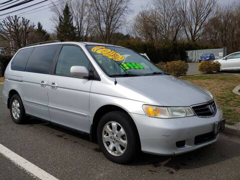 2002 Honda Odyssey for sale at Motor Pool Operations in Hainesport NJ