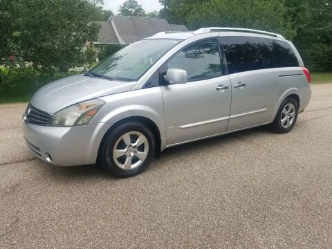 2009 Nissan Quest for sale at J & J Auto Brokers in Slidell LA