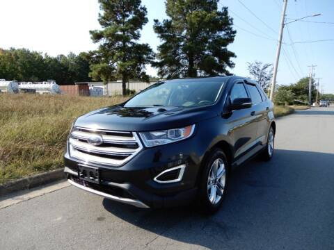 2015 Ford Edge for sale at United Traders Inc. in North Little Rock AR