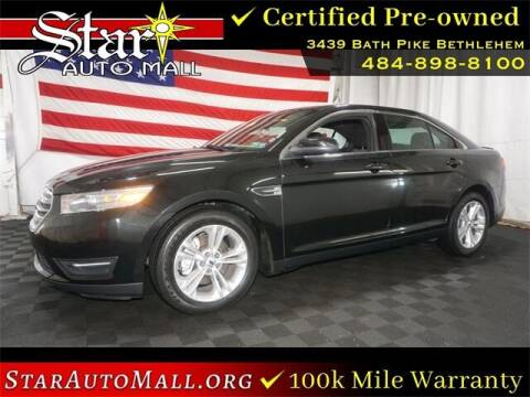 2014 Ford Taurus for sale at STAR AUTO MALL 512 in Bethlehem PA