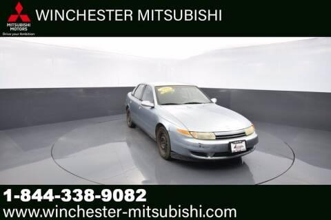2002 Saturn L-Series for sale at Winchester Mitsubishi in Winchester VA