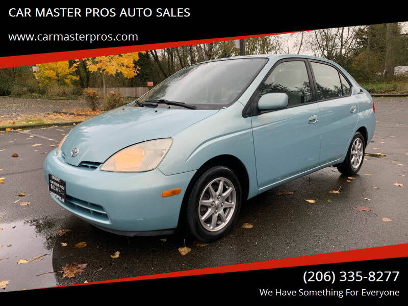 2002 Toyota Prius for sale in Lynnwood, WA