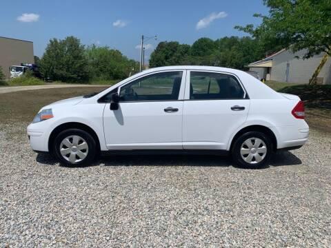 2011 Nissan Versa for sale at MEEK MOTORS in North Chesterfield VA