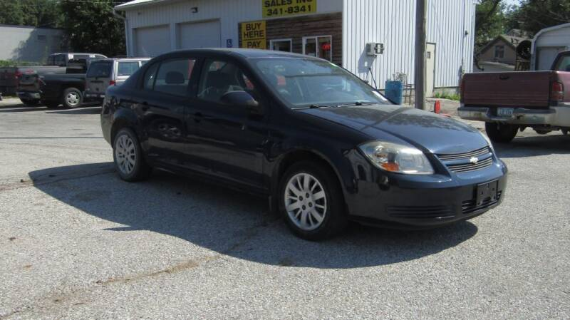 2010 Chevrolet Cobalt for sale at MTC AUTO SALES in Omaha NE