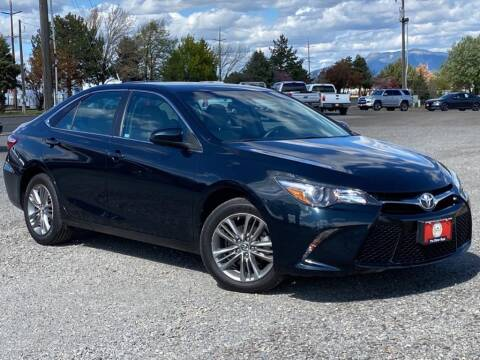 2016 Toyota Camry for sale at The Other Guys Auto Sales in Island City OR