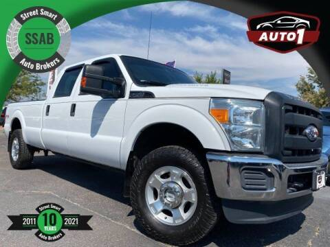 2015 Ford F-250 Super Duty for sale at Street Smart Auto Brokers in Colorado Springs CO