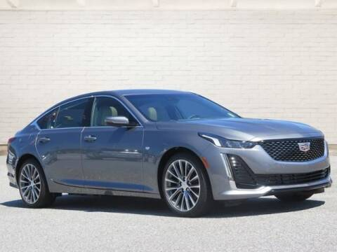 2020 Cadillac CT5 for sale at HAYES CHEVROLET Buick GMC Cadillac Inc in Alto GA