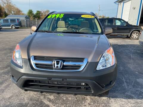 2004 Honda CR-V for sale at Holland Auto Sales and Service, LLC in Somerset KY