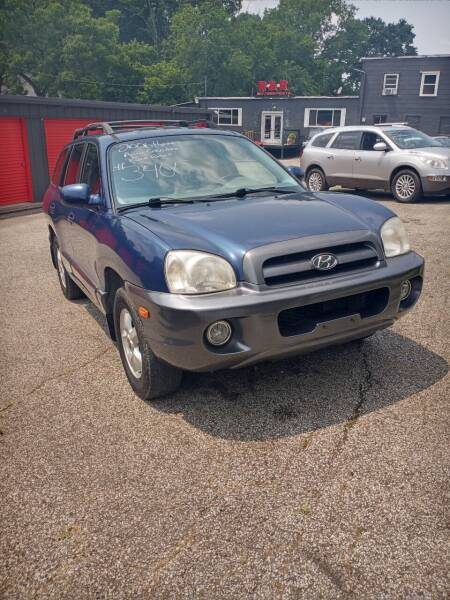 2006 Hyundai Santa Fe for sale in New Albany, IN