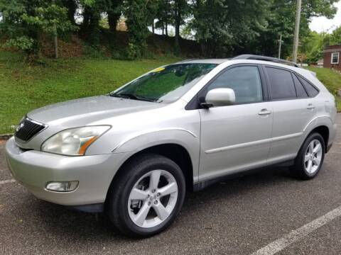 2007 Lexus RX 350 for sale at Thompson Auto Sales Inc in Knoxville TN