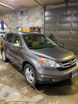 2010 Honda CR-V for sale at Frontline Motors Inc in Chicopee MA