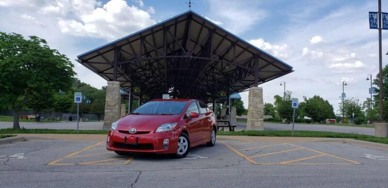 2010 Toyota Prius for sale at D&C Motor Company LLC in Merriam KS