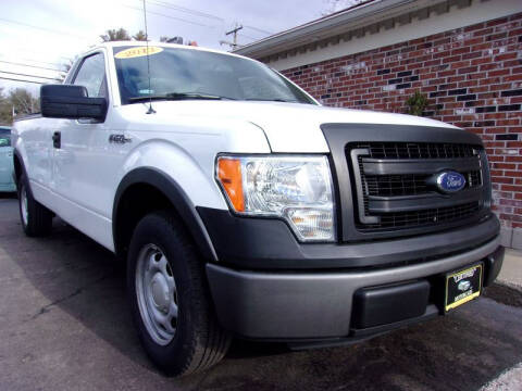 2013 Ford F-150 for sale at Certified Motorcars LLC in Franklin NH