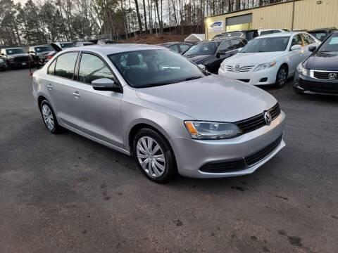 2011 Volkswagen Jetta for sale at GA Auto IMPORTS  LLC in Buford GA
