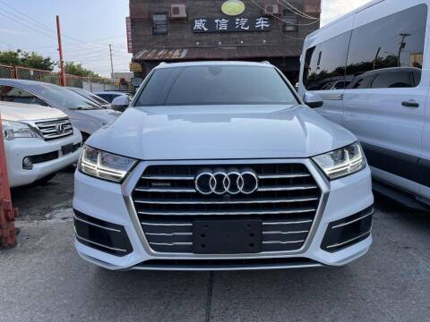2019 Audi Q7 for sale at TJ AUTO in Brooklyn NY