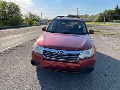 2010 Subaru Forester for sale at Stan's Auto Sales Inc in New Castle PA