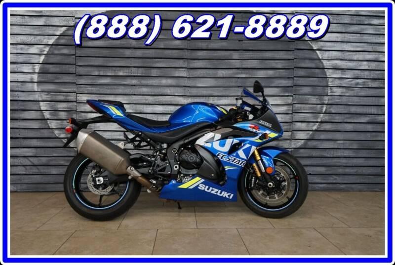 2018 Suzuki GSX-R1000 for sale at AZautorv.com in Mesa AZ