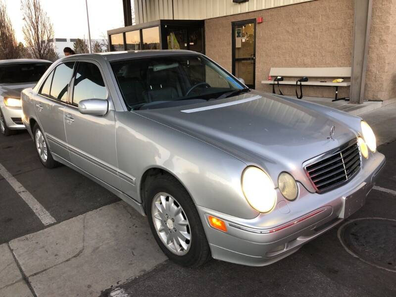 2001 Mercedes-Benz E-Class for sale at Auto Bike Sales in Reno NV