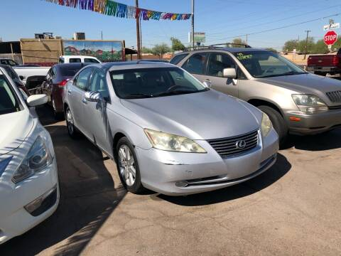 2008 Lexus ES 350 for sale at Valley Auto Center in Phoenix AZ