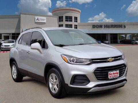 2018 Chevrolet Trax for sale at Don Herring Mitsubishi in Plano TX