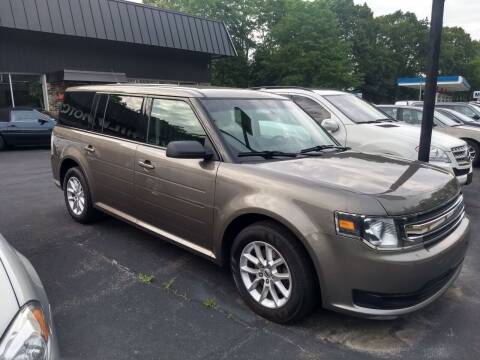 2013 Ford Flex for sale at 125 Auto Finance in Haverhill MA
