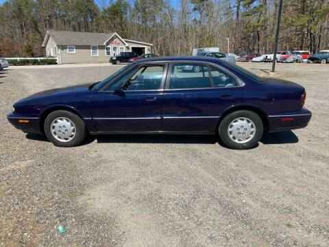1999 Oldsmobile Eighty-Eight for sale at MIKE B CARS LTD in Hammonton NJ