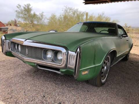 1970 Oldsmobile Toronado for sale at Classic Car Deals in Cadillac MI