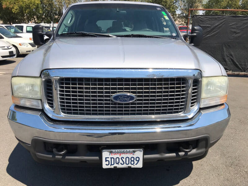 2003 Ford Excursion for sale at EXPRESS CREDIT MOTORS in San Jose CA