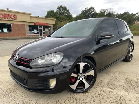 2011 Volkswagen GTI for sale at Gwinnett Luxury Motors in Buford GA