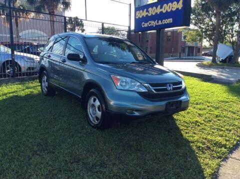 2011 Honda CR-V for sale at Car City Autoplex in Metairie LA